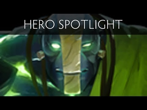 Dota 2 Hero Spotlight – Earth Spirit
