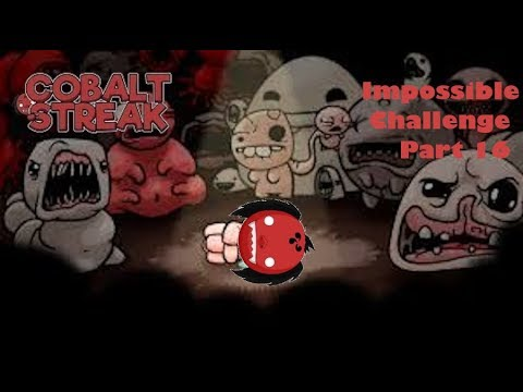 Isaac Impossible challenge part 16 sushi talk