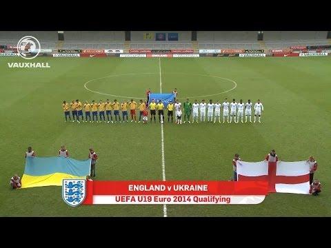 England U19 v