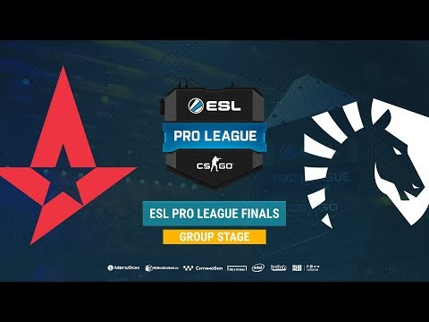 Astralis vs Team Liquid - ESL Pro League S8 - Map 1