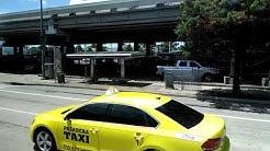 Houston, Texas Greyhound Bus Station | Driving Downtown Heading to Dallas