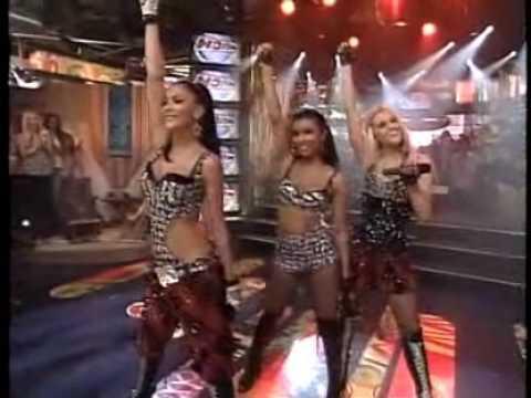 PussyCat Dolls Preforming Jai Ho  On MuchOnDemand 170309 HD