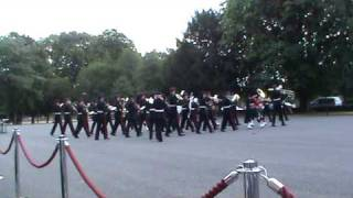 Royal Military School of Music Kneller Hall Pass Off August 2010 March On, The Wessex