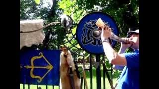 видео Охотничьи рожки и горны