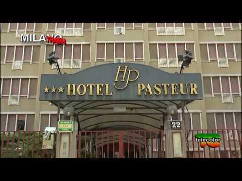 Milano Trash: Hotel Pasteur - 16.09.2017