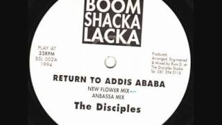 The Disciples Return to addis ababa & dub