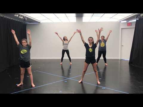 Alex's Original Dance Instruction 2018