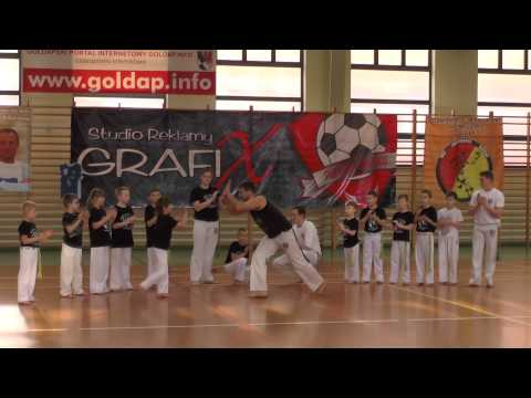 Pokaz Capoeira HALA OSiR Gołdap