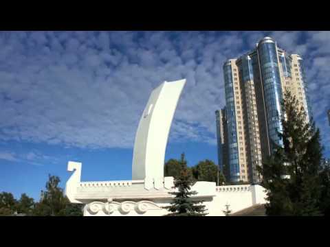 Russia Samara, City Timelapse. Music: Giacomo Bondi - Julia.