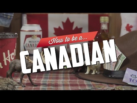 being a canadian When calgarian robert cohen moved to la to pursue his dreams of becoming a comedy writer, he quickly realized that his new friends and colleagues knew nothing but the usual stereotypes about his beloved homeland.