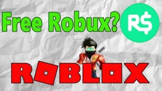 FREE ROBUX GIVER?!?!?! | Roblox | Watch Till The End! | SaltyDude145