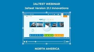 JALTEST WEBINAR | Jaltest 21.1 Innovations (North America)