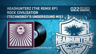 Headhunterz - Rock Civilization (Technoyboy