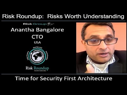 Time for Security First Architecture