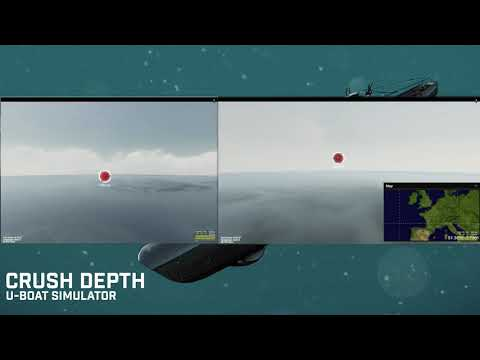 Crush Depth: U-Boat Simulator Spherical World Demo |