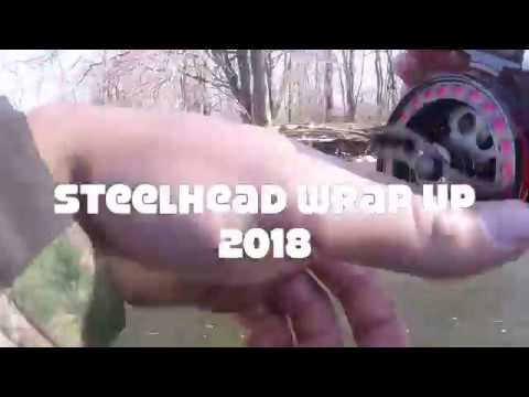 STEELHEAD WRAP UP 2018!!!! (ABOUT 75 FISH CAUGHT)