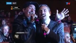 Participación del Mono de Kapanga en los Premios Gardel