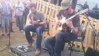 Showhawk Duo Daft Punk Melody at Lost Village
