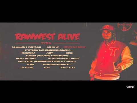 Tyga - Rumorz (Instrumental) ft. Chris Brown