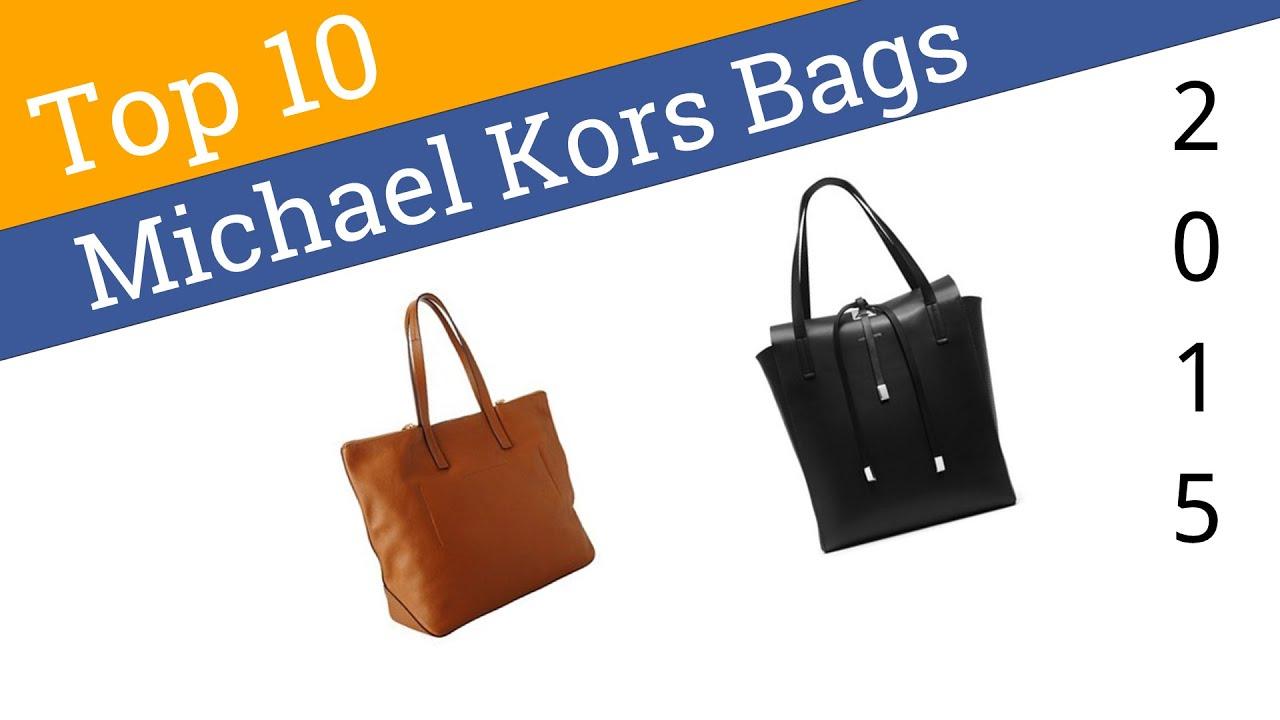 4f749b483ad4 10 Best Michael Kors Bags 2015 - YouTube