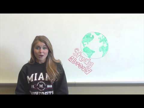 Miami University Study Abroad Basics
