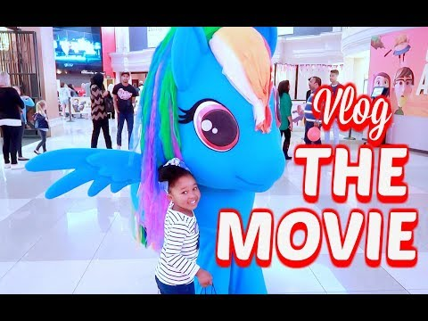 My little Pony - The Movie premiere || Mommy and Baby Approved || South African Youtuber