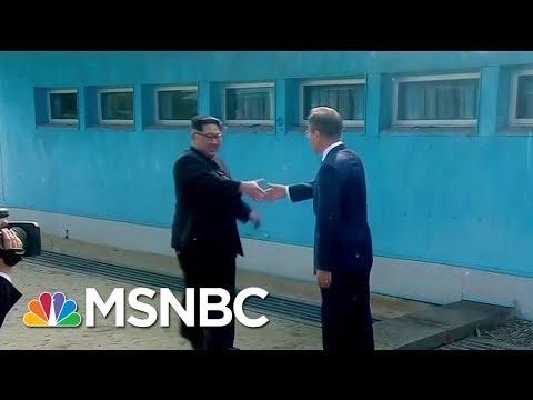 President Donald Trump Takes Credit For Korea Nuclear Talks | Morning Joe | MSNBC