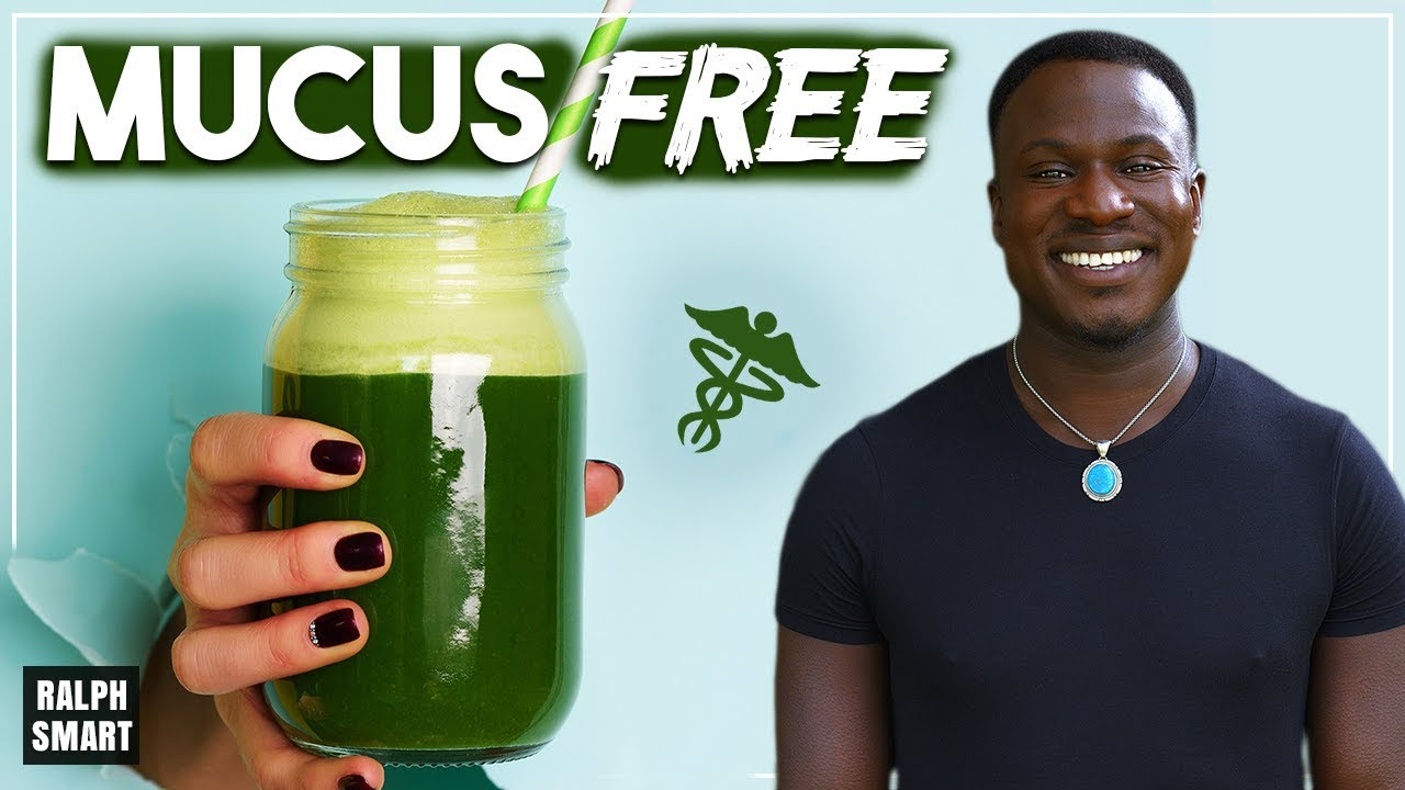 Ralph Smart Diet - 7 Alkaline Drinks That Will Flush Toxins And Mucus From Your Body