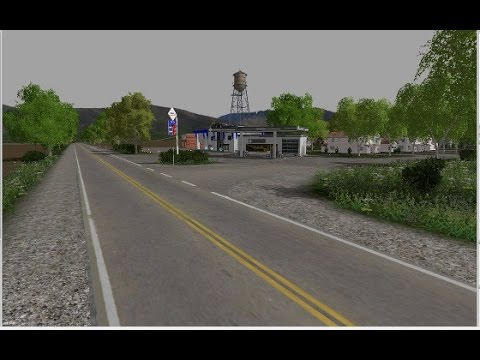 Valley East USA ModMap LSModcontest YouTube - Southern norway map ls15