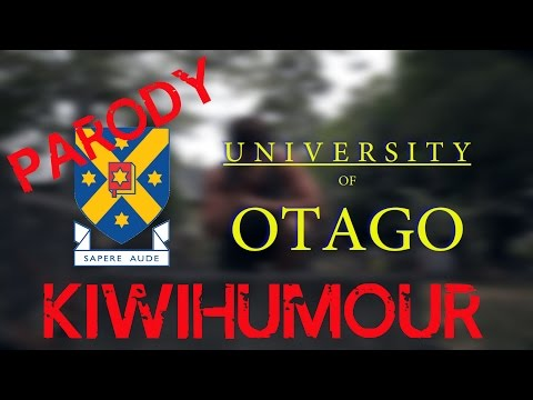 Otago University Ad Parody (Realistic Version)