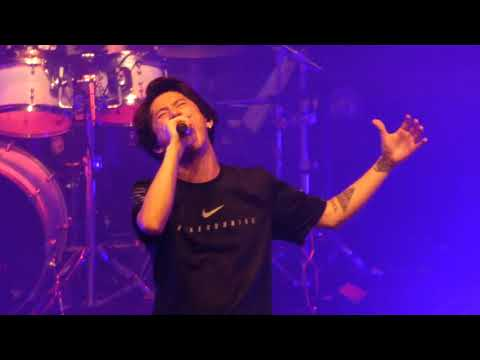 ONE OK ROCK - We are - live in Zurich @ Komplex 457 01.12.2017
