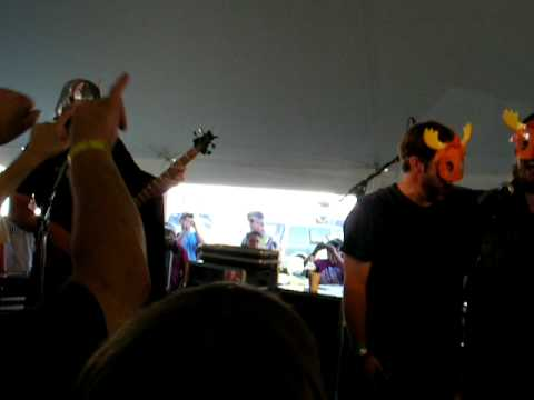 Ha Ha the Moose at moe.down 9, Tijuana Donkey Show