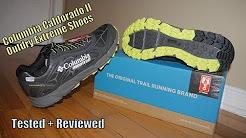 Columbia Caldorado II Trail Shoes Tested + Reviewed