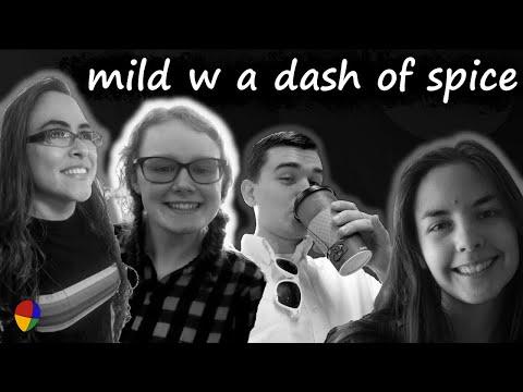 mild w a dash of spice