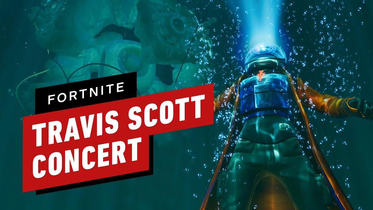 FULL Fortnite x Travis Scott Astronomical Concert thumbnail