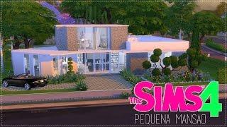 The Sims 4 - Pequena mansão