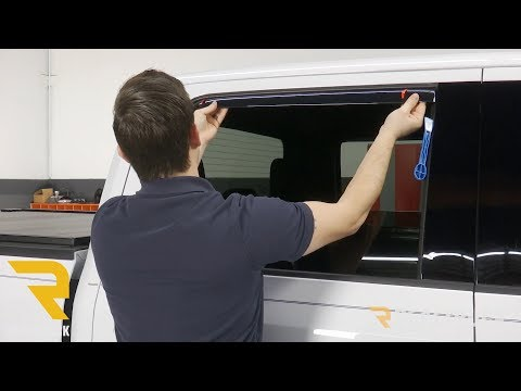 How to Install AVS In-Channel Vent Visors on a 2017 Ford F-150