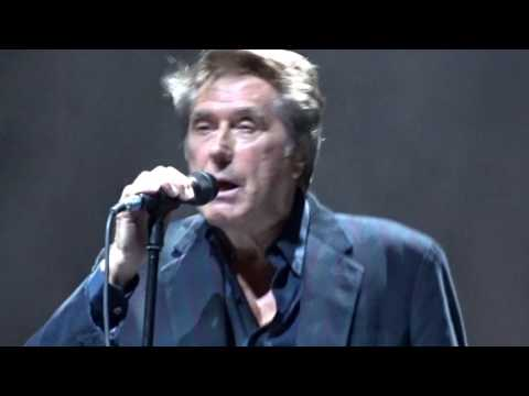 Slave to love - BRYAN FERRY (Live @ Hollywood, FL 3/9/2017)