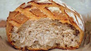 """Как делают подовый хлеб  🔥 """"Домашний по 33"""""""
