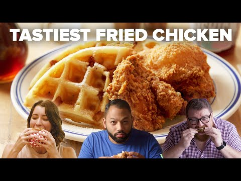 The Tastiest Fried Chicken I've Ever Eaten