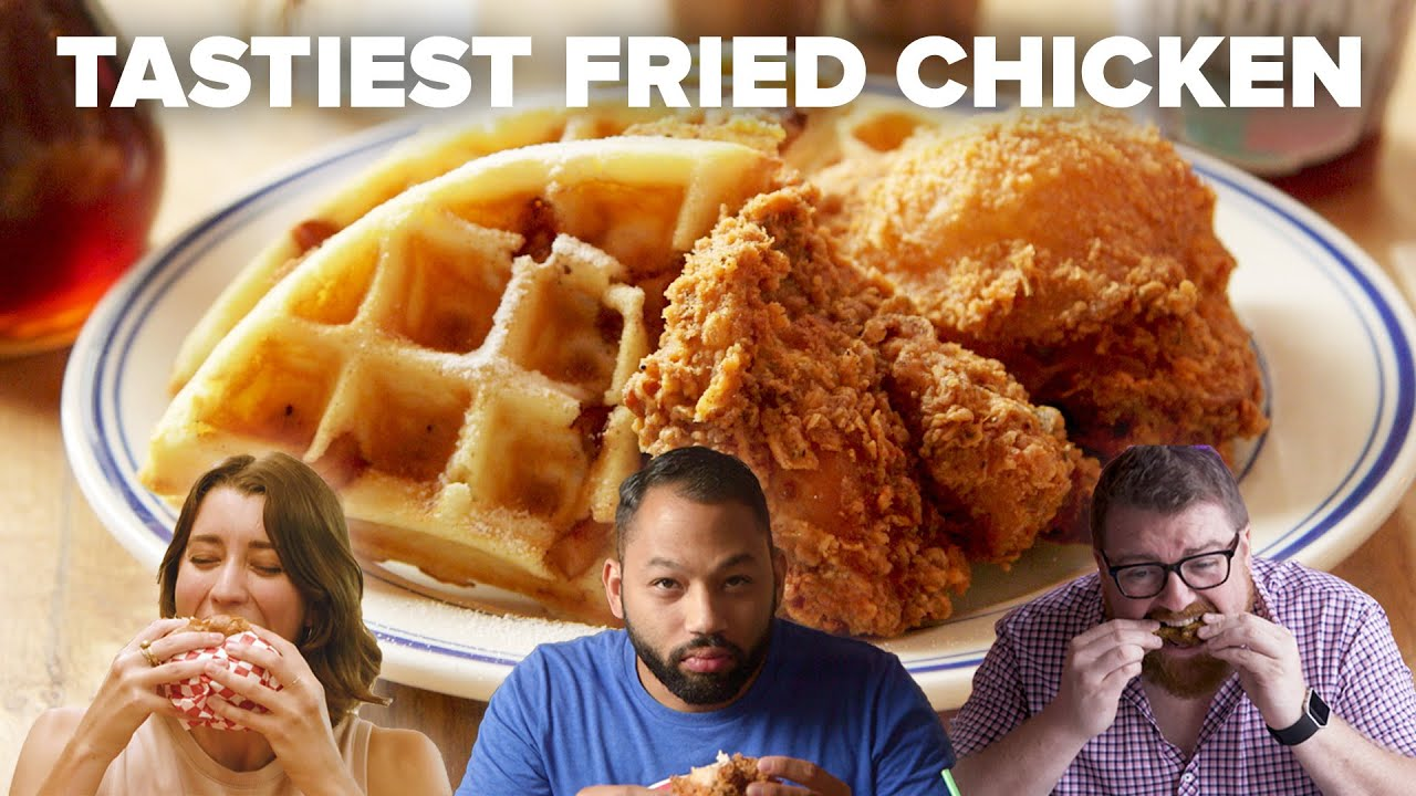 Funny Fried Chicken Pictures: The Tastiest Fried Chicken I've Ever Eaten