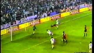 Real Madrid - Milan 1-0  Coppa dei Campioni 1989-90  Ottavi RITORNO