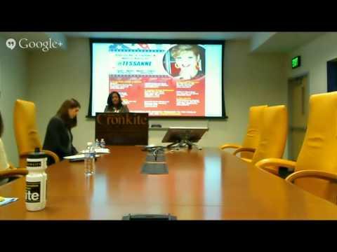 Cronkite Global Conversation - 2.19.14