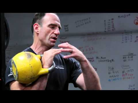 Kettlebell Clean Tutorial Created by Jeff Martone