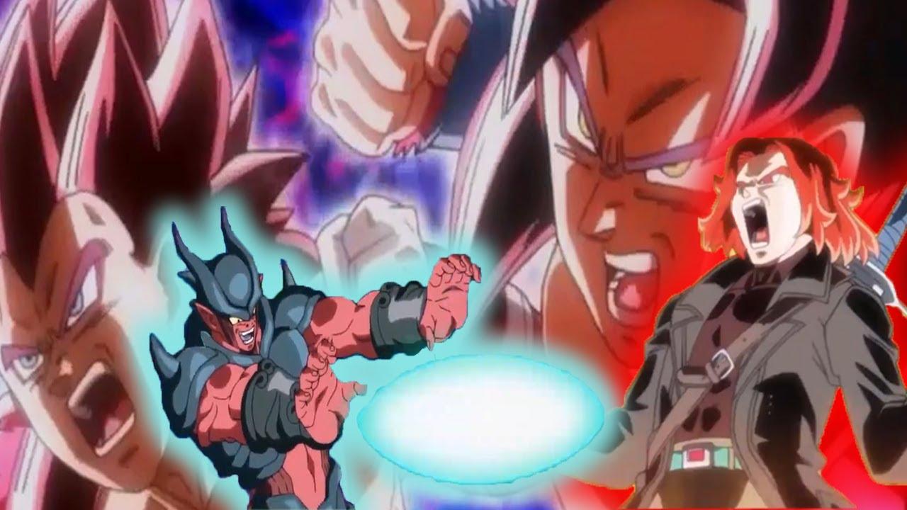 Dragon Ball Heroes CAPITULO 26 Sub Español