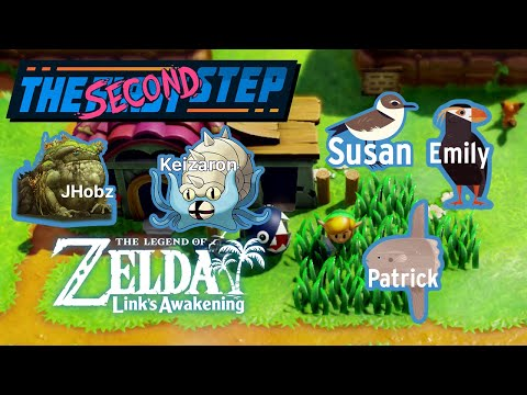 The First Step - Link's Awakening (2019) Rematch