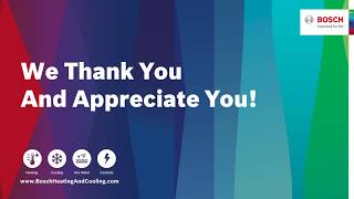 2019 Customer Service Week | Bosch Thanks You!