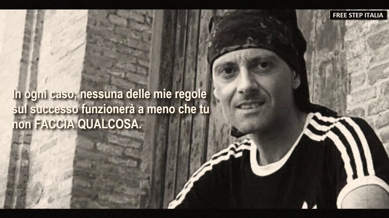 [FREE STEP ITALIA OFFICIAL] - MOTIVATION
