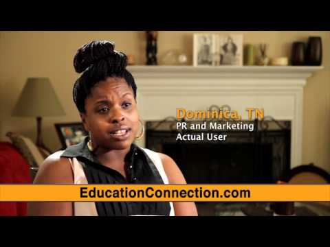 Education Connection Commercial -  Dominica's Testimonial