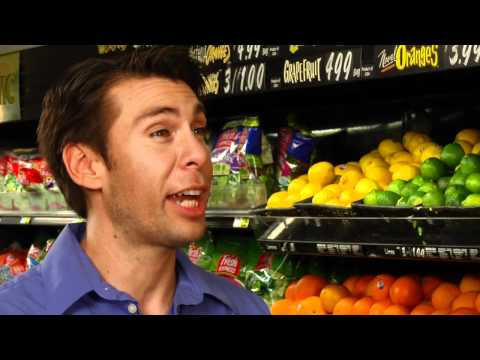 """EmPower Yourself to Avoid """"Temptation"""" at the Grocery Store."""